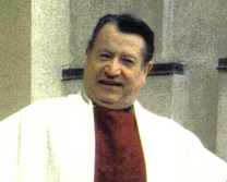 Photo of Father Bill. Click for large photo